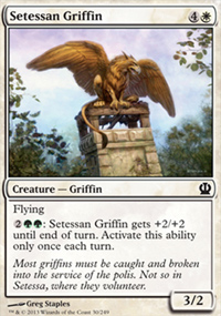 Setessan Griffin - Theros