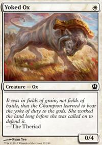 Yoked Ox - Theros
