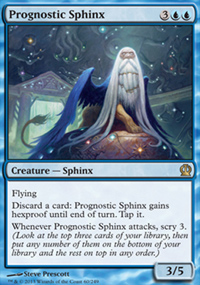 Prognostic Sphinx - Theros