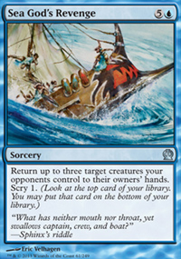 Sea God's Revenge - Theros