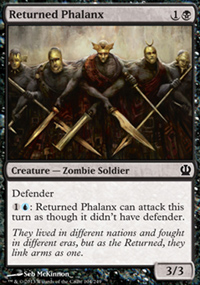 Returned Phalanx - Theros