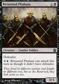Returned Phalanx - Theros
