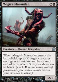 Mogis's Marauder - Theros