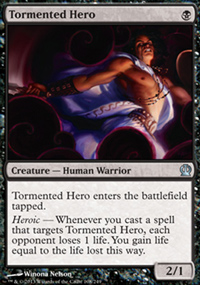 Tormented Hero - Theros