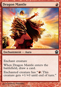 Dragon Mantle - Theros