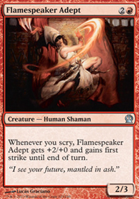 Flamespeaker Adept - Theros