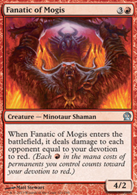 Fanatic of Mogis - Theros