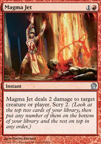 Magma Jet - Theros