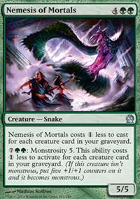 Nemesis of Mortals - Theros
