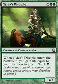 Nylea's Disciple - Theros