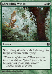 Shredding Winds - Theros
