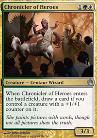 Chronicler of Heroes - Theros
