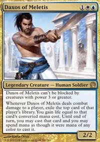 Daxos of Meletis - Theros