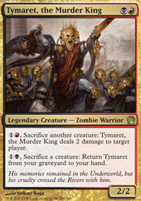 Tymaret, the Murder King - Theros