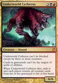 Underworld Cerberus - Theros