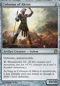 Colossus of Akros - Theros