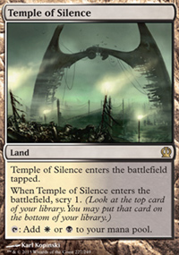 Temple of Silence - Theros