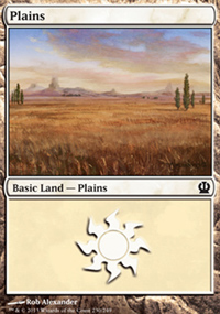 Plains 1 - Theros