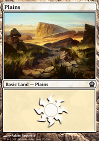 Plains 3 - Theros