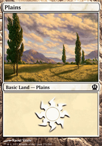 Plains 4 - Theros