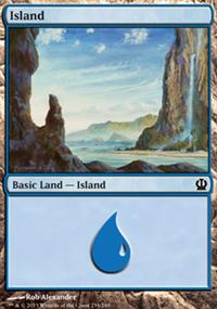 Island 1 - Theros