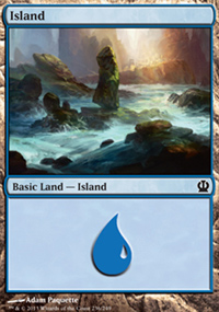 Island 3 - Theros