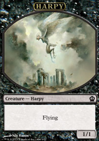 Harpy - Theros