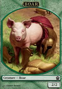 Boar - Theros