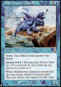 Mischievous Quanar - The List