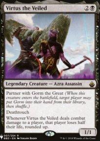 Virtus the Veiled - The List