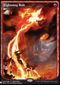 Lightning Bolt - The List