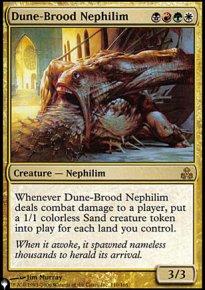 Dune-Brood Nephilim - The List
