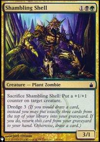 Shambling Shell - The List
