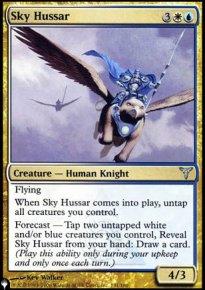 Sky Hussar - The List