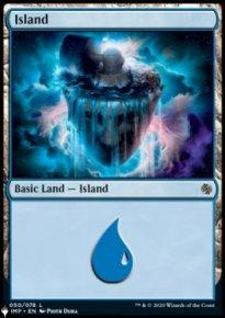 Island - The List