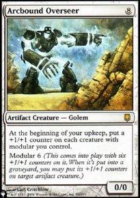 Arcbound Overseer - The List