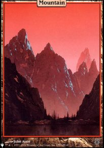 Mountain - The List