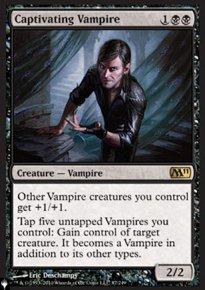 Captivating Vampire - The List