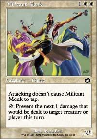 Militant Monk - Torment