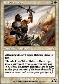 Reborn Hero - Torment