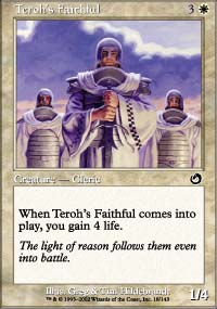 Teroh's Faithful - Torment