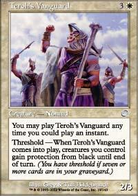 Teroh's Vanguard - Torment