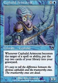 Cephalid Aristocrat - Torment