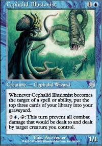 Cephalid Illusionist - Torment