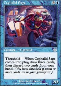Cephalid Sage - Torment