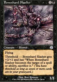 Boneshard Slasher - Torment