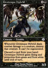 Grotesque Hybrid - Torment