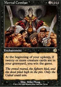 Mortal Combat - Torment