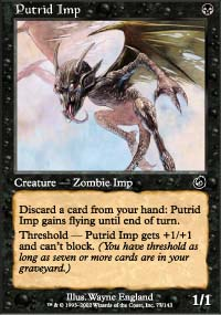 Putrid Imp - Torment