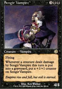 Sengir Vampire - Torment